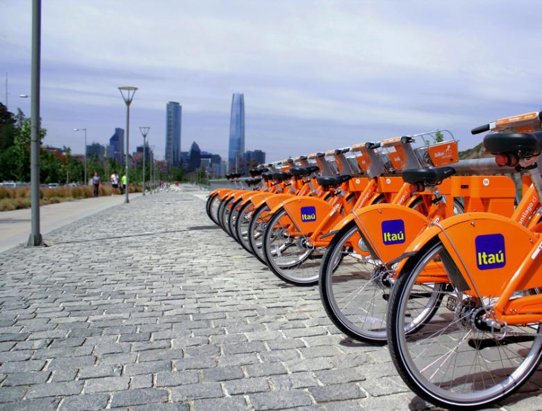 Bike Santiago y Datos Personales