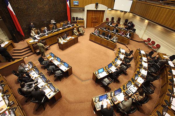 Proyecto de ley que consagra el derecho constitucional a la protección de los datos personales