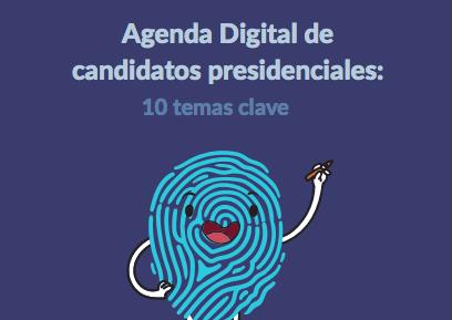 Agendas presidenciales 2018 y privacidad