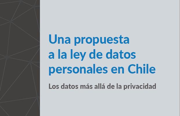 Reporte ley de datos para Chile