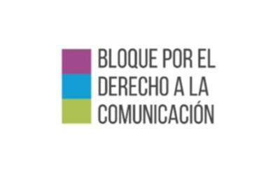 """Declaración Pública Bloque por el Derecho a la Comunicación: """"Por medios comprometidos con la defensa de los derechos humanos en casos de abuso y violencia policial"""""""