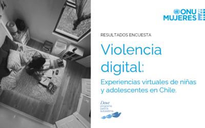 [DESCARGA] Resultados encuesta «Violencia digital: Experiencias virtuales de niñas y adolescentes en Chile»