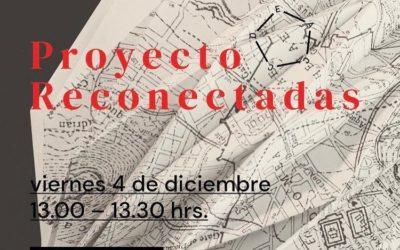 Proyecto Reconectadas participa del 5° Encuentro de Arte, ciencia y cultura digital