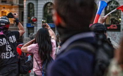 [DESCARGA] Informe Libertad de Expresión en Chile 2020. Capítulo 1. «Comunicadores independientes: amedrentamiento policial y judicial»