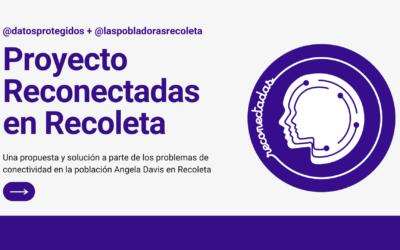 [DESCARGA] Materiales talleres proyecto Reconectadas en Recoleta